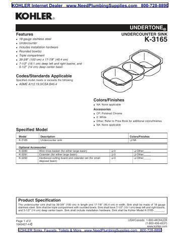 moen 7570 installation instructions