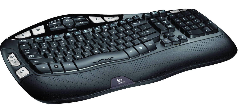 logitech keyboard k350 instructions