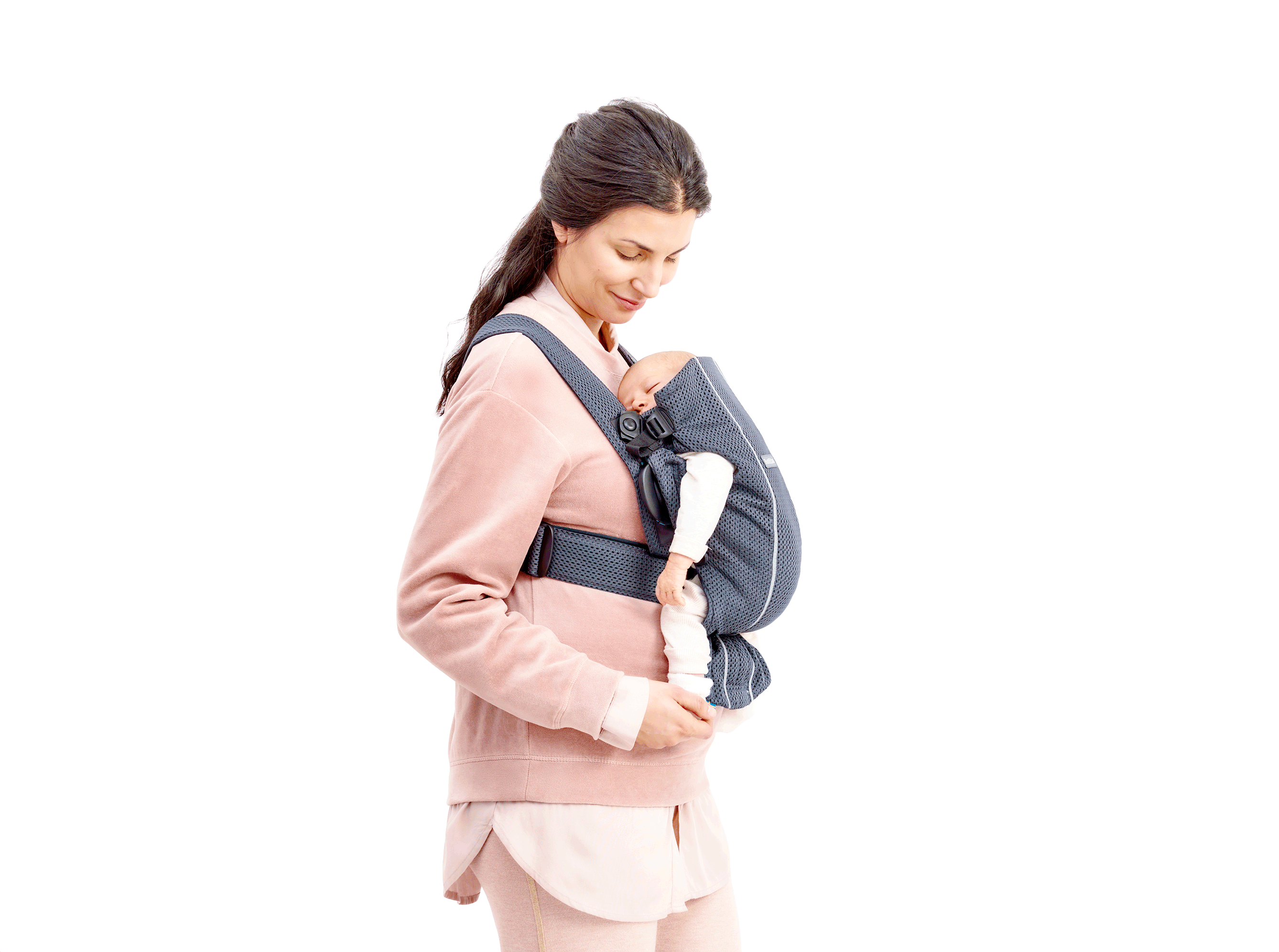 baby bjorn we carrier instructions
