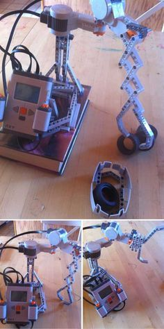 lego mindstorms grabber instructions