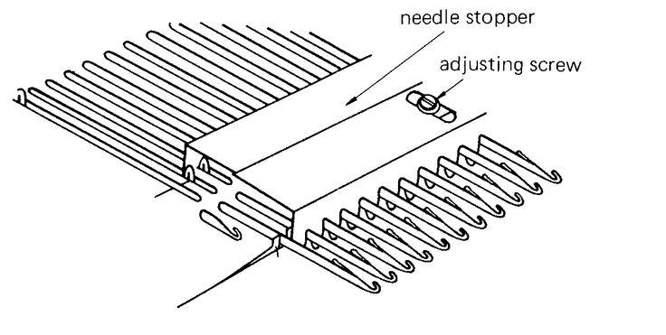 singer knitting machine instructions