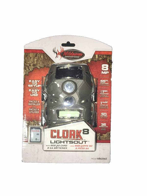 wildgame innovations cloak 7 instructions
