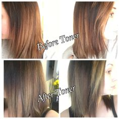 ion demi permanent hair color instructions
