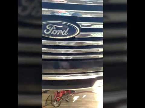ford f150 spark plug removal instructions