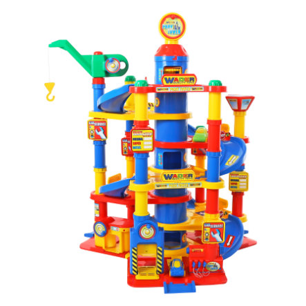 wader toys park tower instructions
