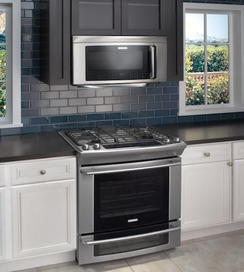 kenmore microwave hood combination installation instructions