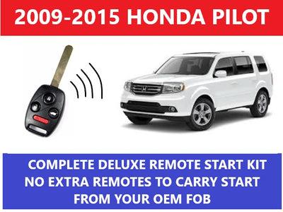 2015 honda civic remote start instructions