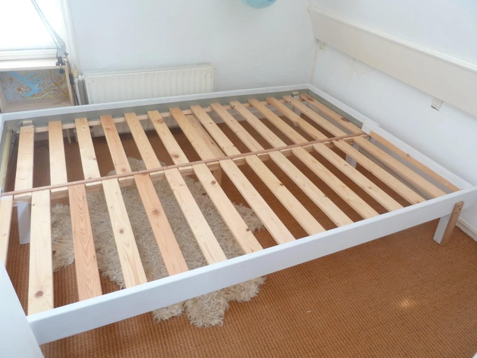 ikea single bed instructions