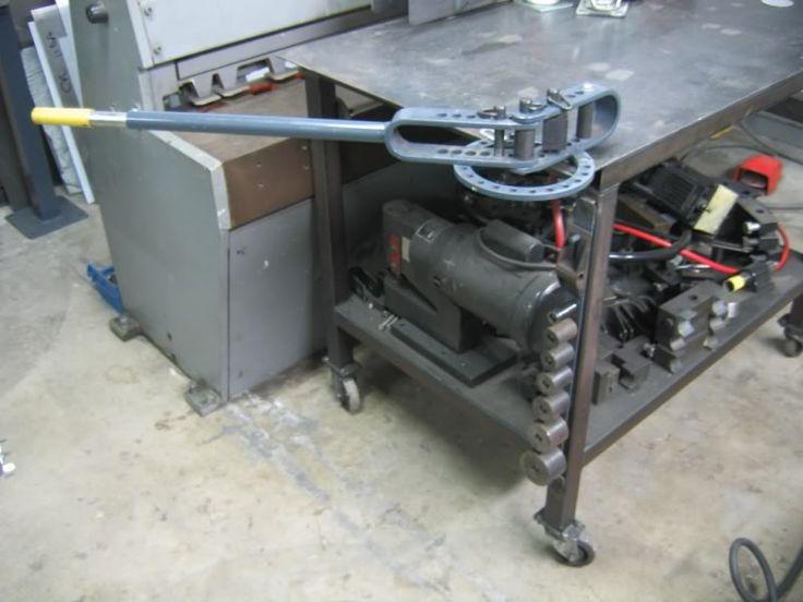 compact metal bender instructions