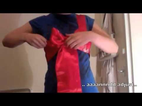 bluebella body bow instructions