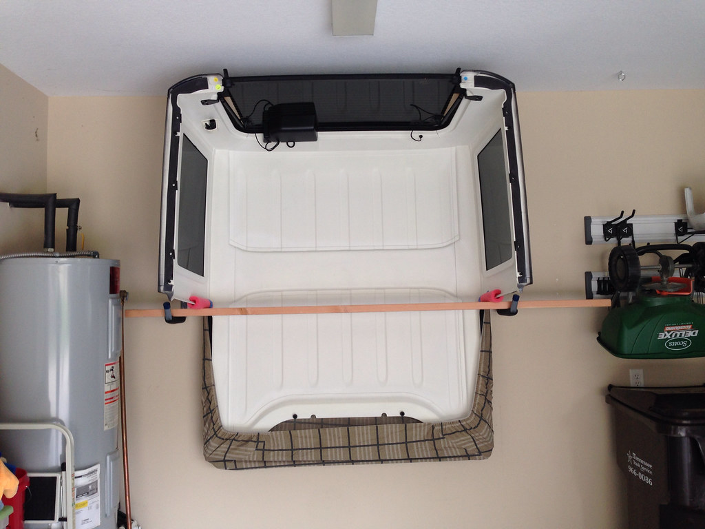 jeep hardtop dolly instructions
