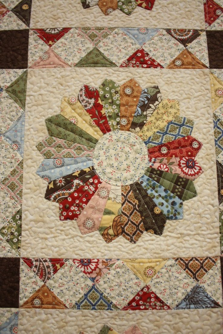 dresden quilt pattern instructions