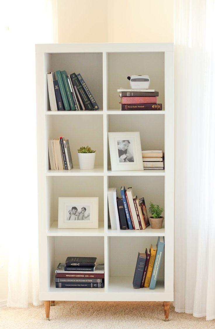 kallax shelf unit instructions