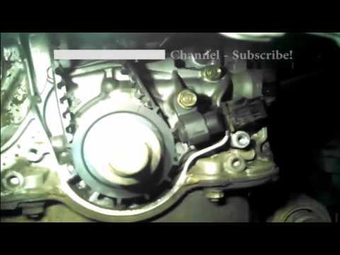 2002 honda civic timing belt replacement instructions