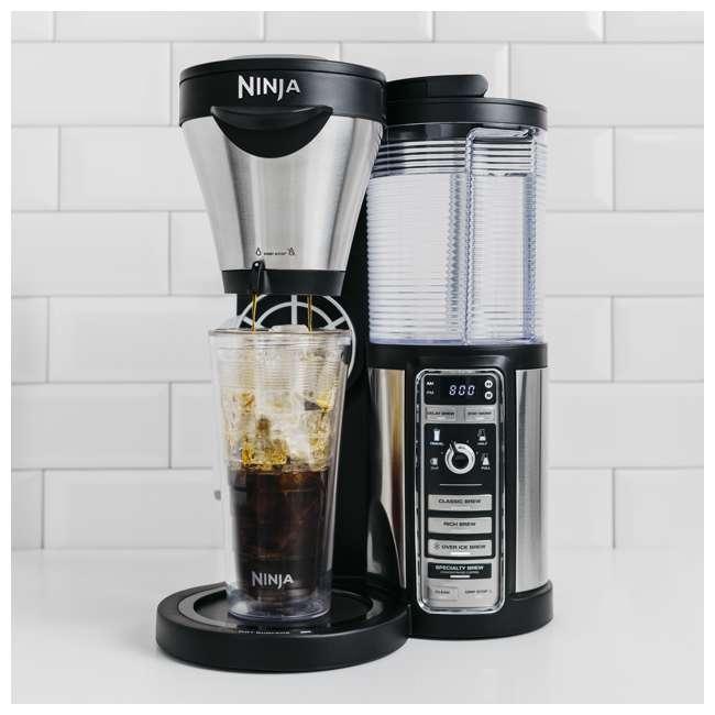 ninja coffee maker instruction manual