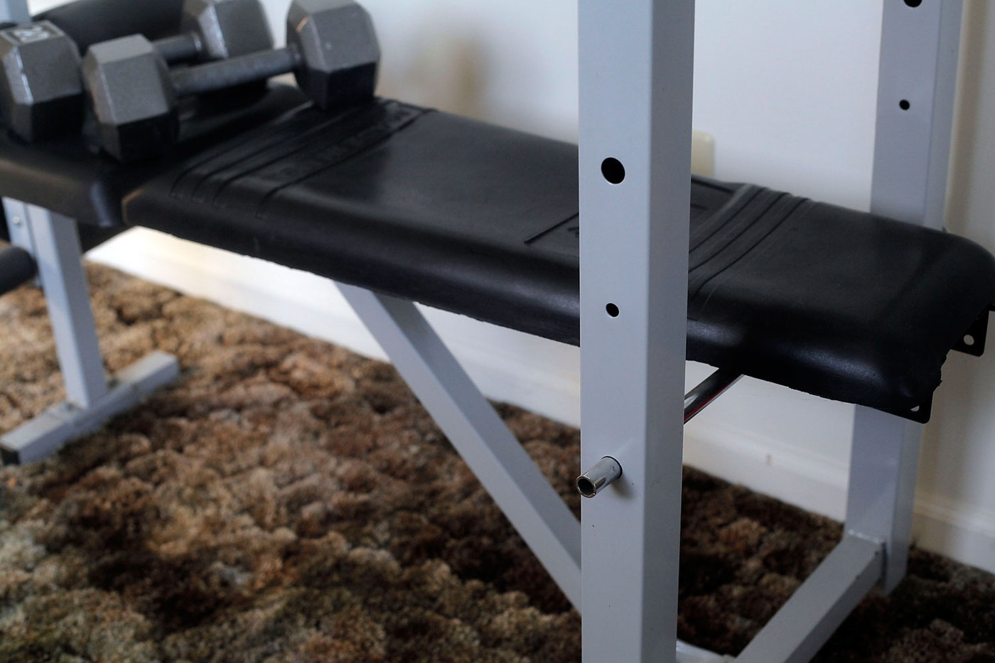dp fit for life weight bench instructions