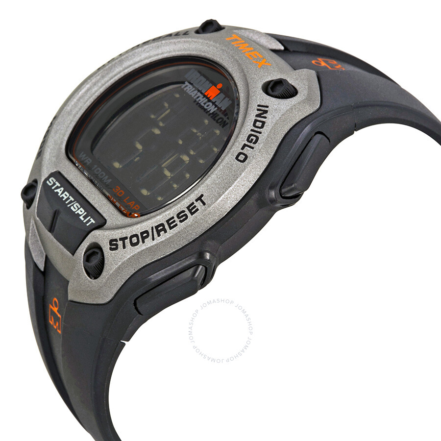 timex 30 lap ironman watch instructions
