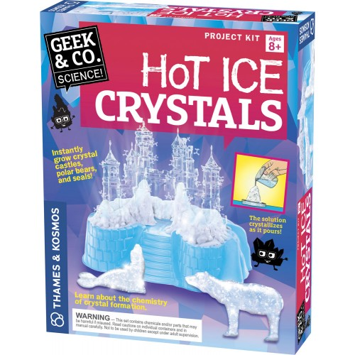 thames and kosmos crystal growing kit instructions