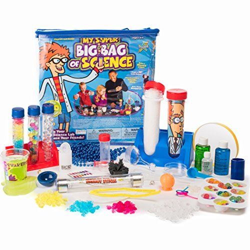 big bag of science instructions