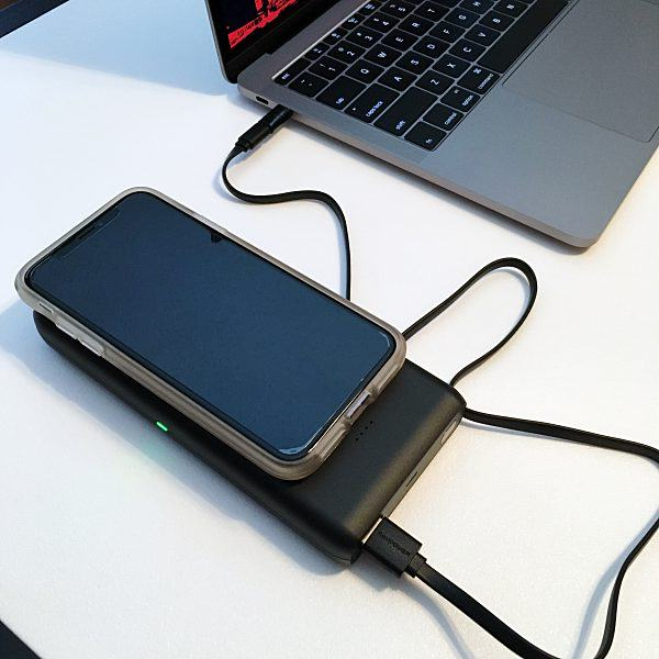 ravpower wireless charger instructions