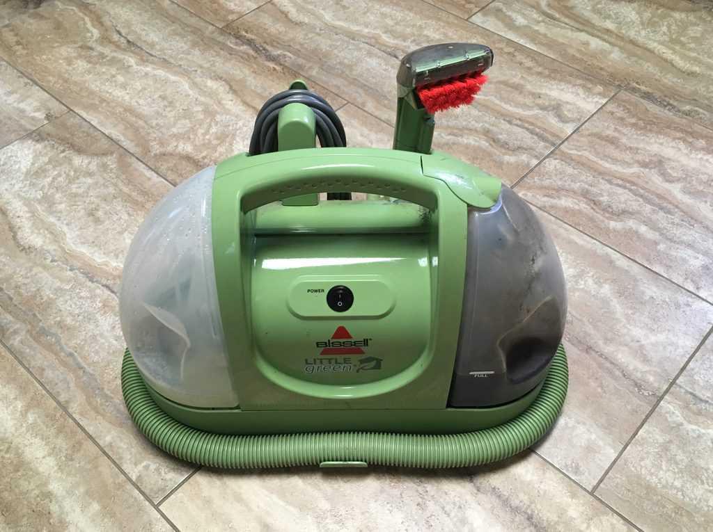 little green clean machine instructions