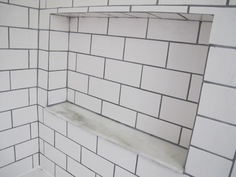 subway tile installation instructions