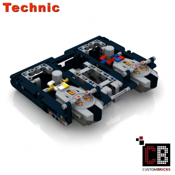 lego train remote control instructions