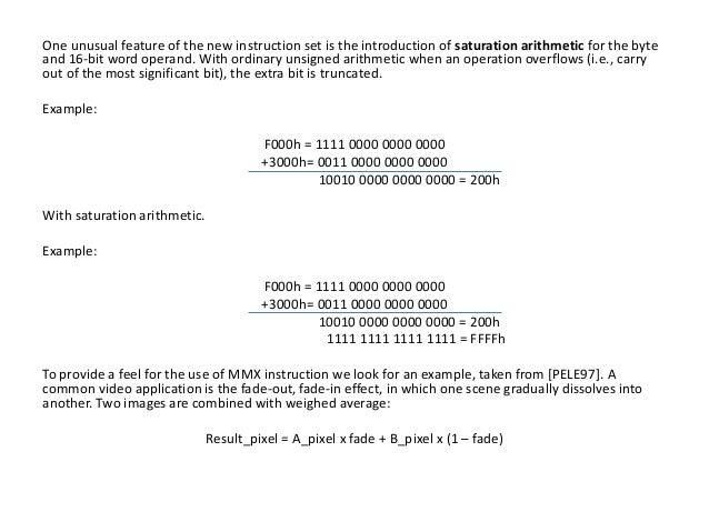 x86 64 instruction set