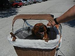 solvit tagalong pet bicycle basket instructions