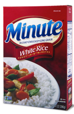 minute rice instructions measurements