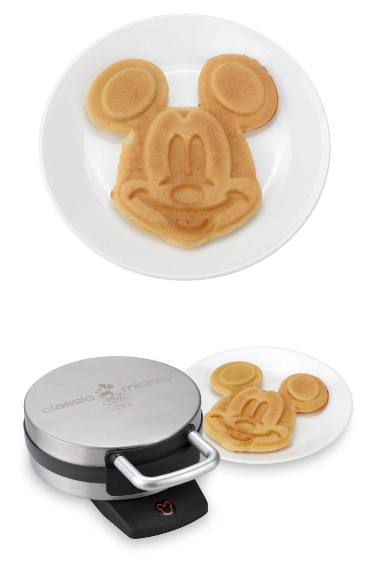 classic mickey mouse waffle maker instructions