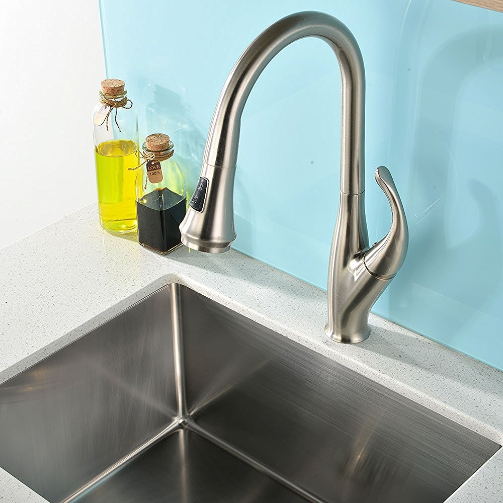 kitchen sink faucet installation instructions