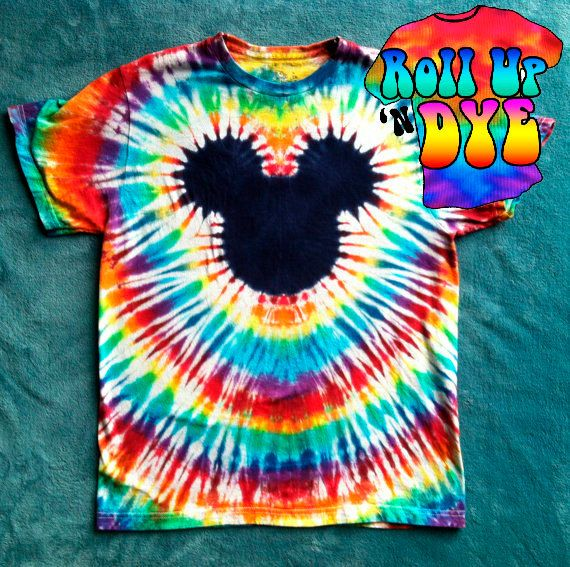 tie dye tee shirts instructions