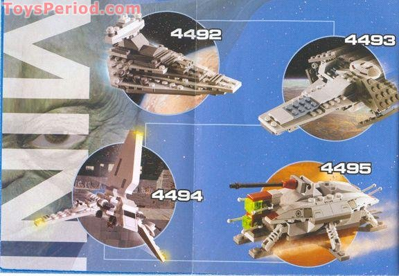 lego imperial shuttle instructions