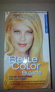 garnier belle color instructions