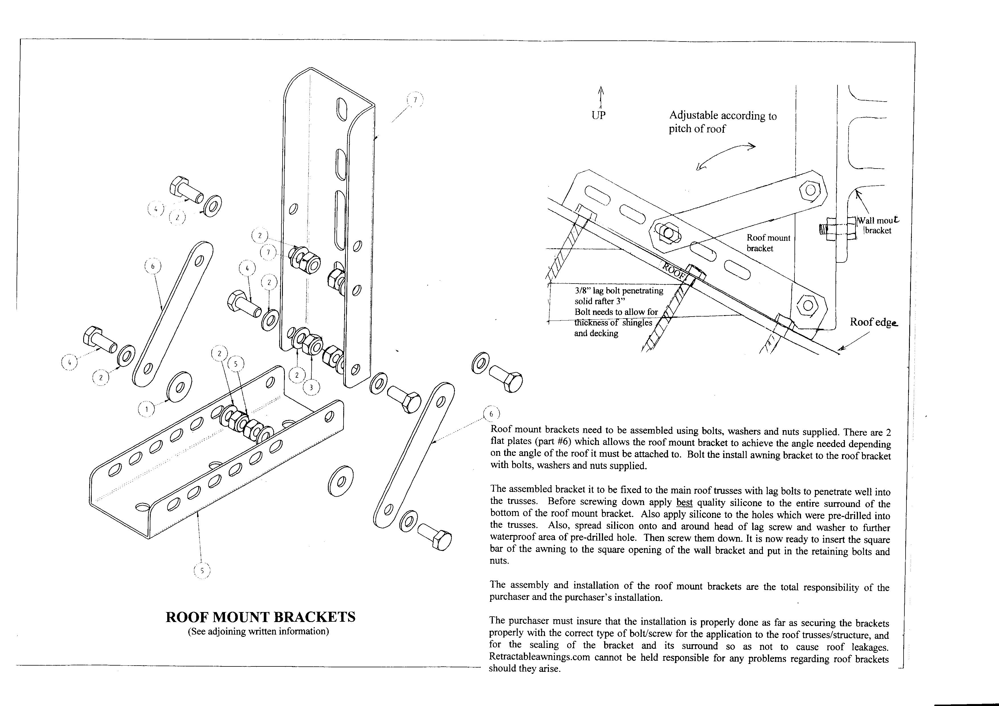 slide topper installation instructions