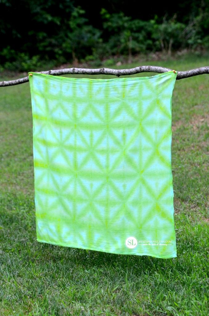 how to tie dye patterns instructions