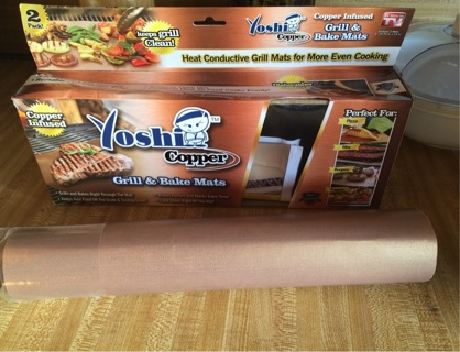 yoshi grill mat instructions