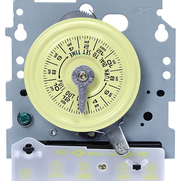intermatic dial timer instructions