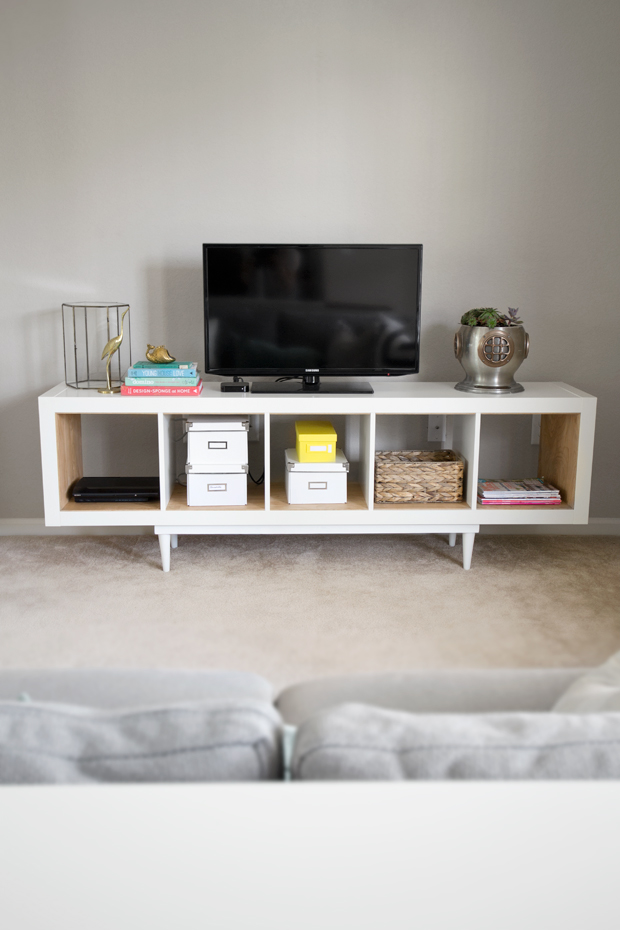 ikea expedit tv stand instructions