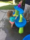 rain showers splash pond water table instructions