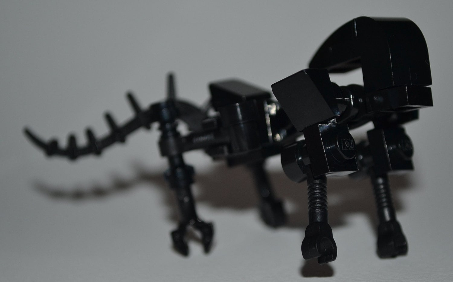 lego alien xenomorph instructions