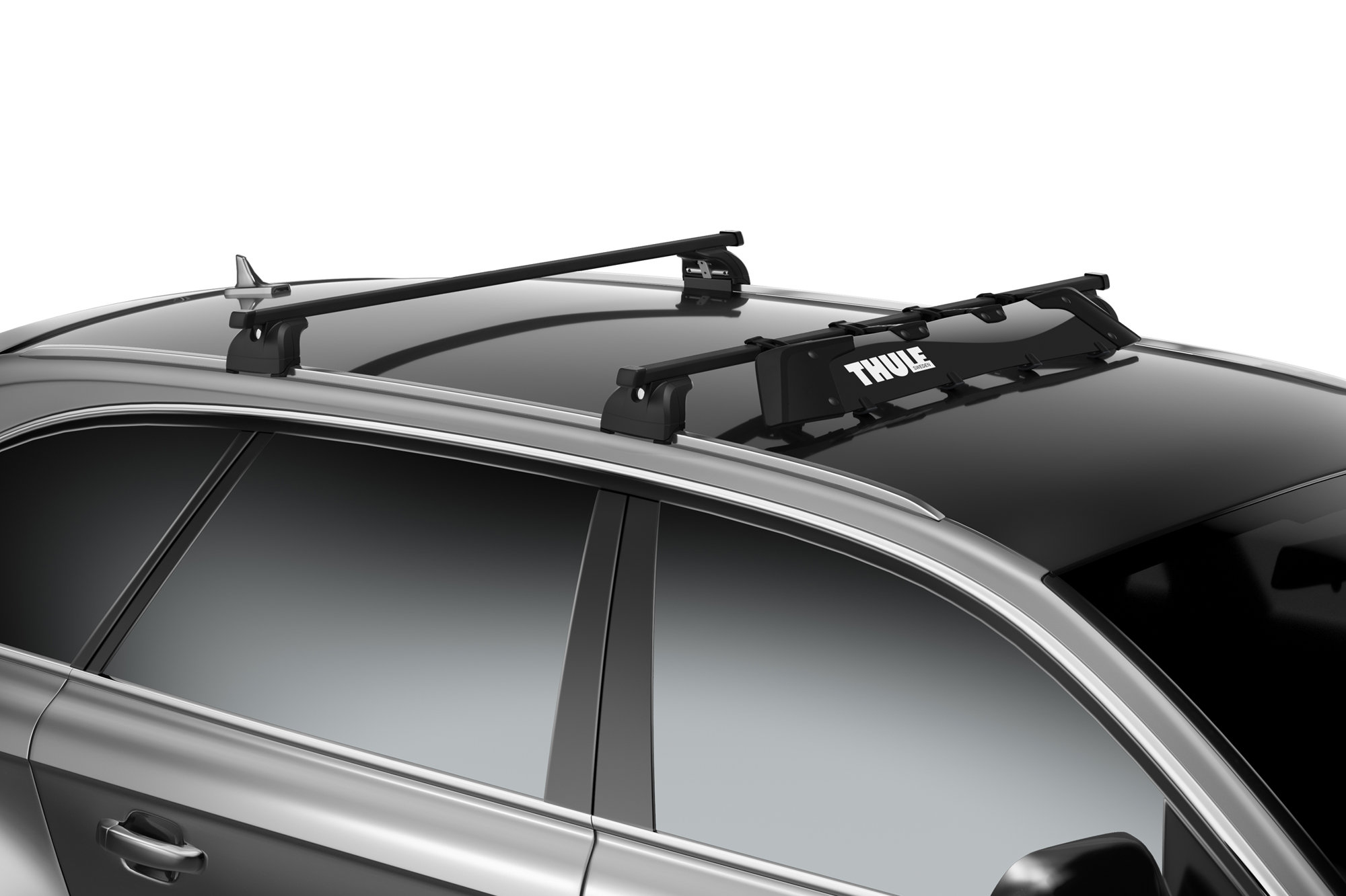 thule roof rack instructions