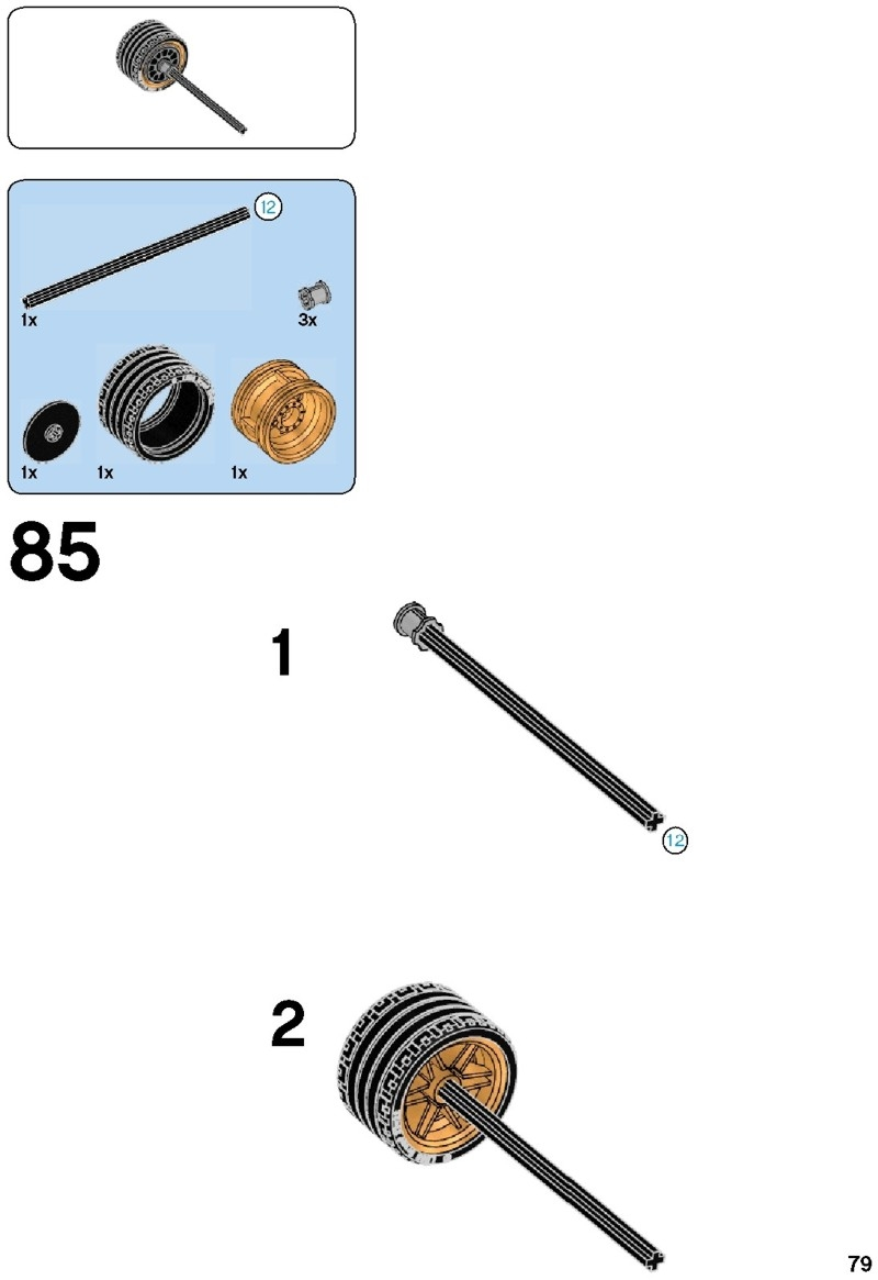 lego technic 42046 42047 instructions