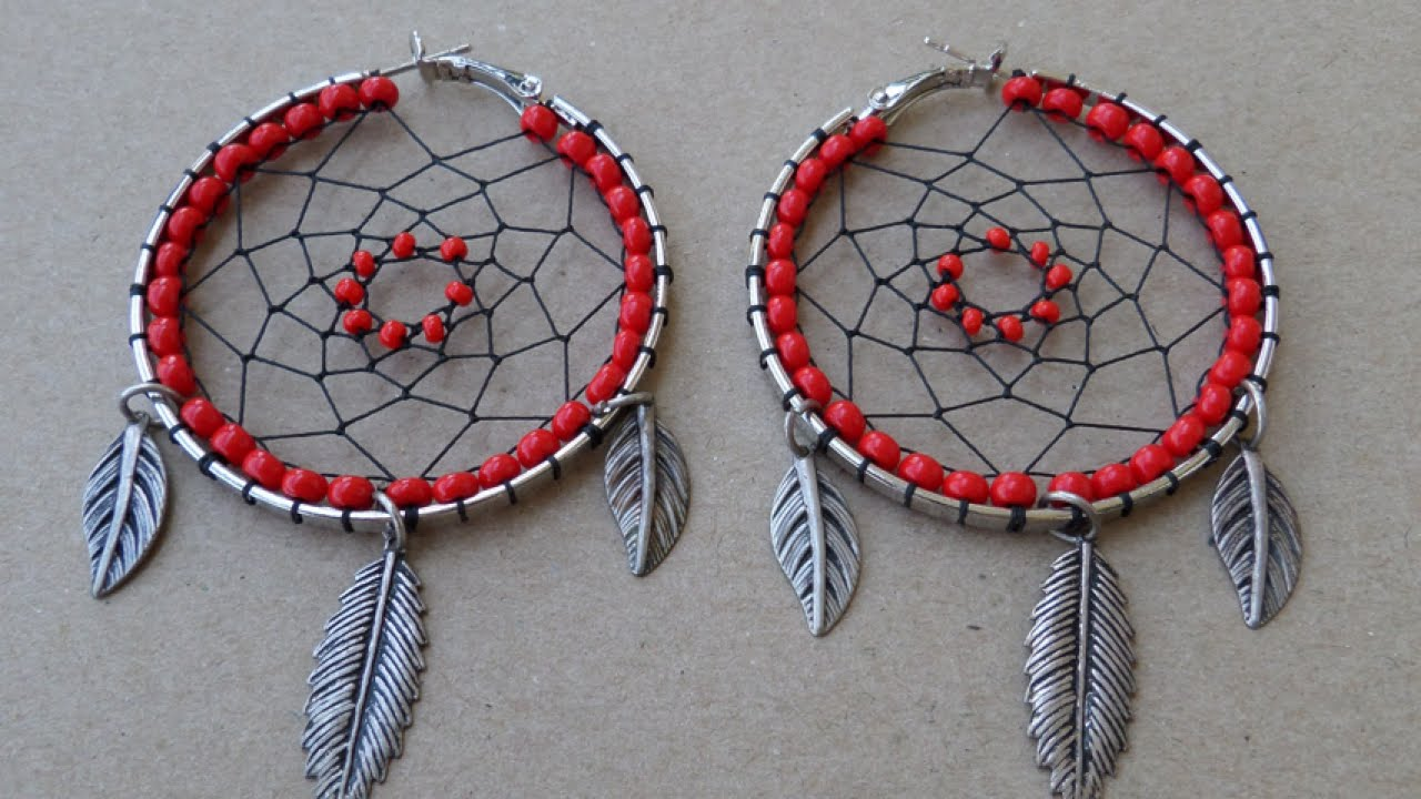 step by step instructions on how to make a dreamcatcher