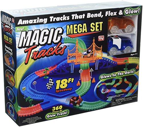 magic tracks mega set instructions