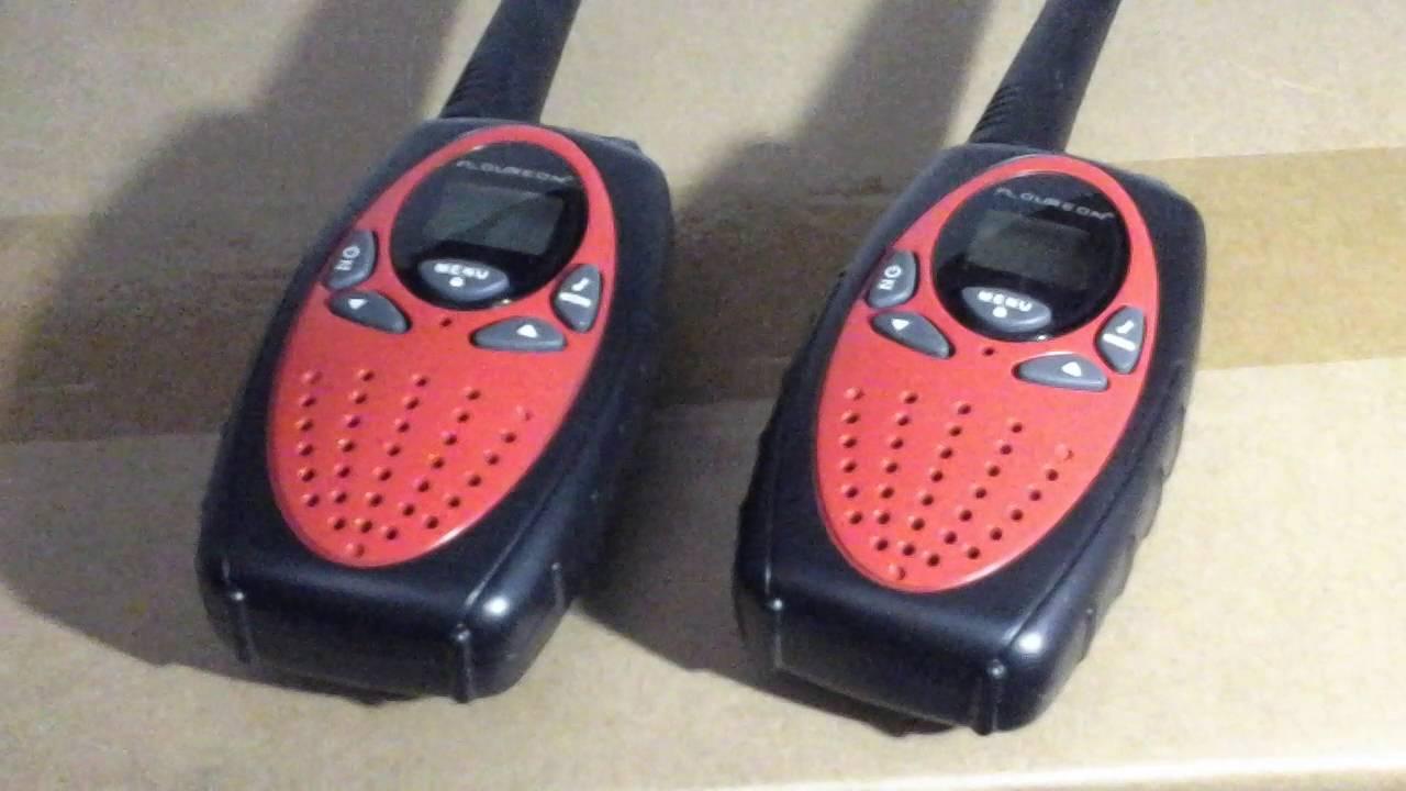 uniden walkie talkie instructions
