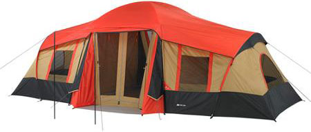 hillary 3 room tent instructions