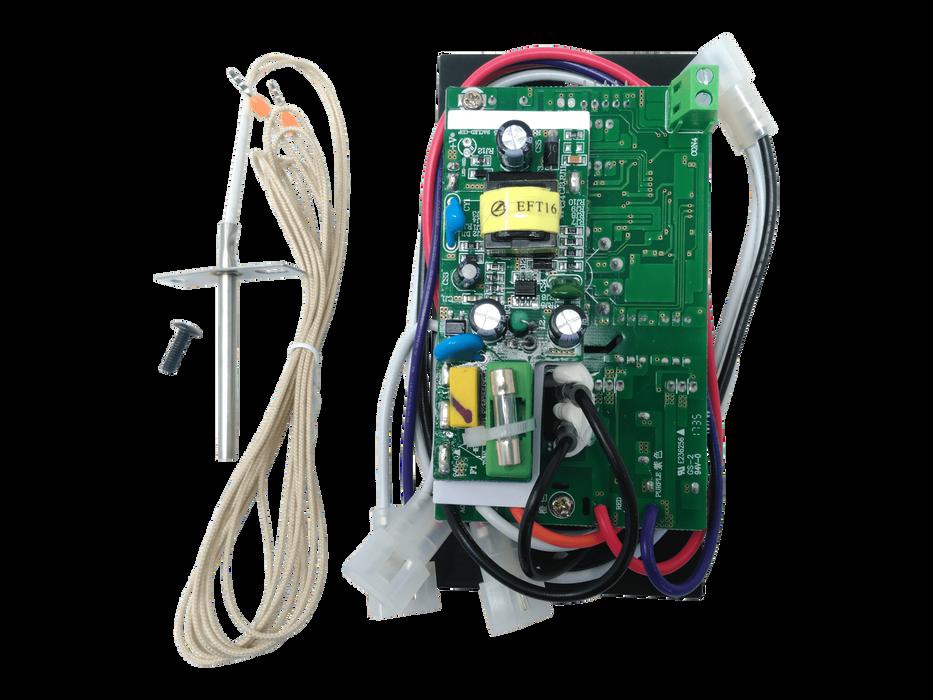 traeger thermostat installation instructions