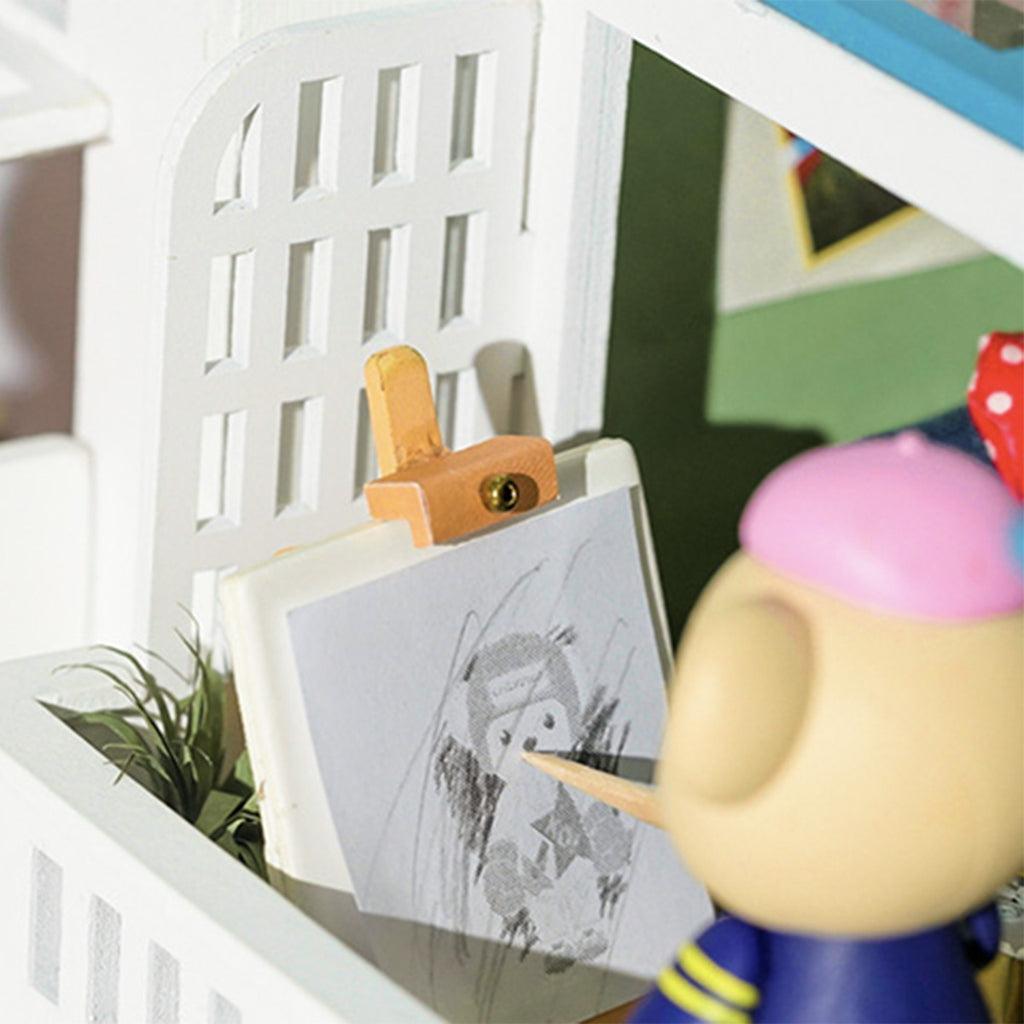 robotime diy house instructions